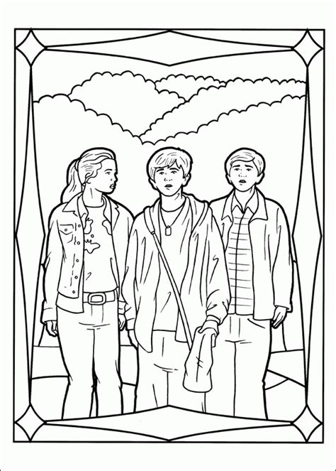 Spiderwick Chronicles Coloring Pages spiderwick chronicles coloring pages coloringpagesabc
