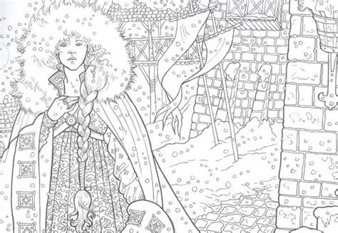 thrones colouring book adults of thrones colouring book grabone nz