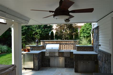 backyard kitchen designs turn your backyard landscaping nj into an outdoor living oasis nj landscape design swimming