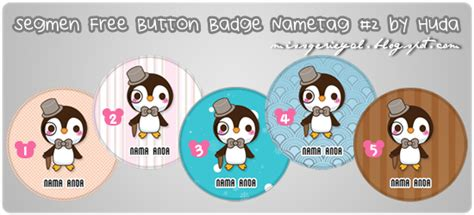 doodle nama alya my starry rainbow segmen free button badge nametag 2