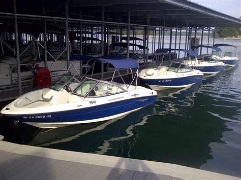 boat rental on lake lanier renting a boat on lake lanier