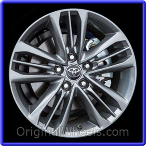 2012 Toyota Camry Wheel Bolt Pattern 2015 Camry Bolt Pattern Autos Post