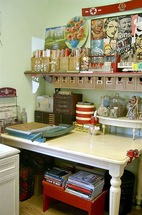 art and craft studio 5 craft rooms designed by creative women hooked on houses