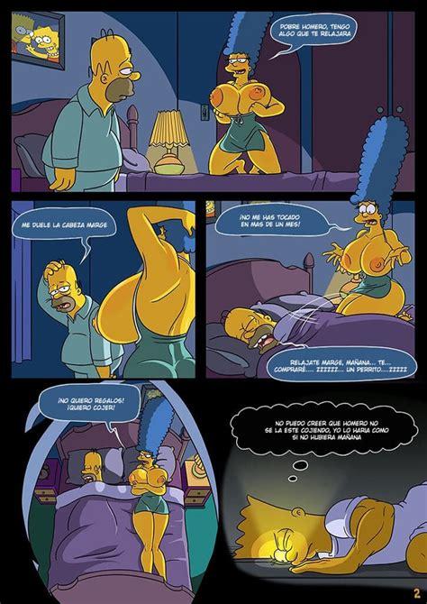 Die simpsons porno