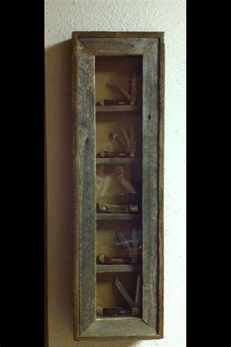 collector knife display cabinet 14 best knife display images on pinterest knife display