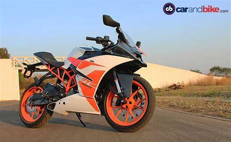 Ktm Rc200 Review 2017 Ktm Rc 200 Ride Review Ndtv Carandbike