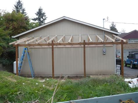 Shed Roof Carport by Best 25 Lean To Carport Ideas On Patio Lean