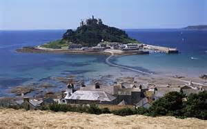 St michael s mount in cornwall was ben fogle s destination this week