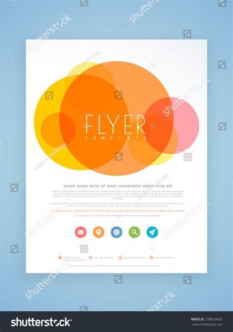 beautiful brochure templates beautiful professional flyer template brochure design