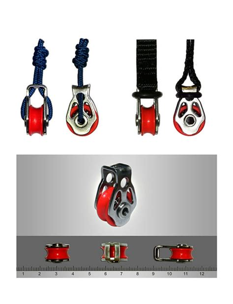 Bearing Pulley Vario air xtreme bearing pulley s paragliding equipment