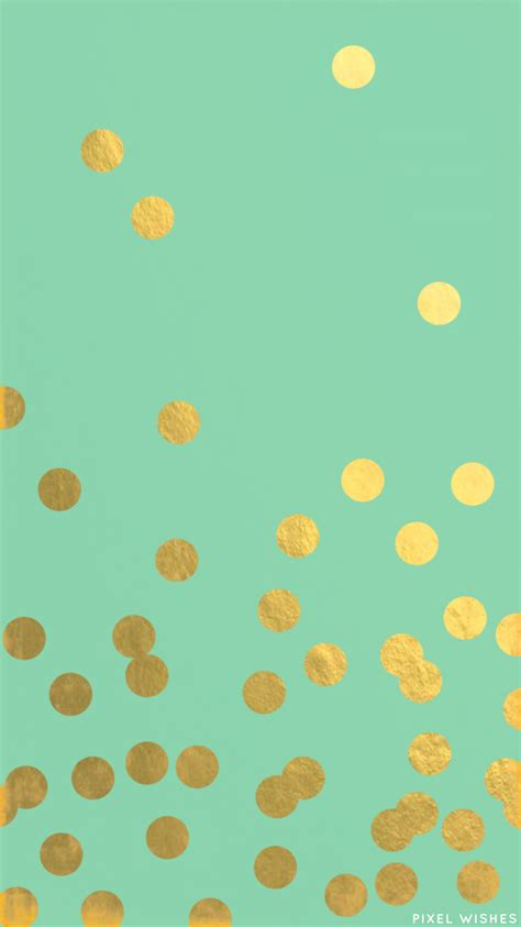 pretty wallpaper pinterest a few fun iphone wallpapers gold confetti confetti and