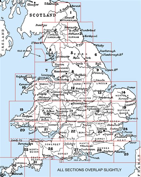 printable road map of england and wales old maps of england and wales in 1900 as instant downloads