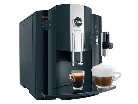Entkalkung Jura Impressa C5 by C9 One Touch From Jura Impressa Cappuccino Coffee Maker