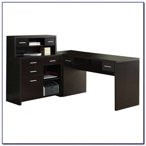 magellan l shaped desk hutch bundle officemax white corner desk desk home design ideas