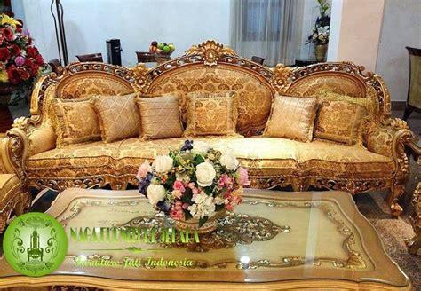 Kursi Tamu Jati Motif Bata Merah jual set kursi sofa tamu minimalis jati ukir termurah di jepara nagafurniturejepara