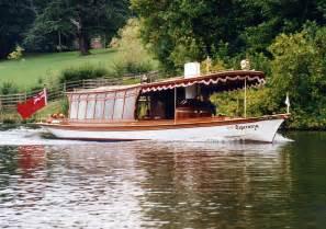 river thames boat launch sites steam launch quot esperanza quot preston services