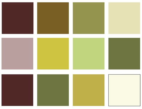 colors that match with brown historic period interior design and home decor november 2013