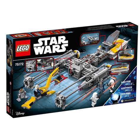 amazon lego amazon com lego star wars y wing starfighter 75172