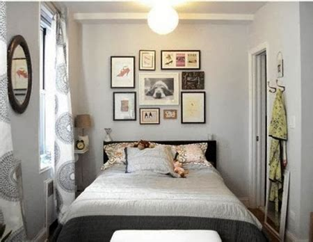 desain kamar berukuran kecil contoh desain kamar tidur ukuran kecil namun nyaman