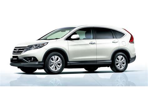 Honda Crv 2012 Price by 2012 Honda Cr V Unveiled In Japan Autoevolution