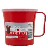 buy decor microsafe microwave container soup mug at
