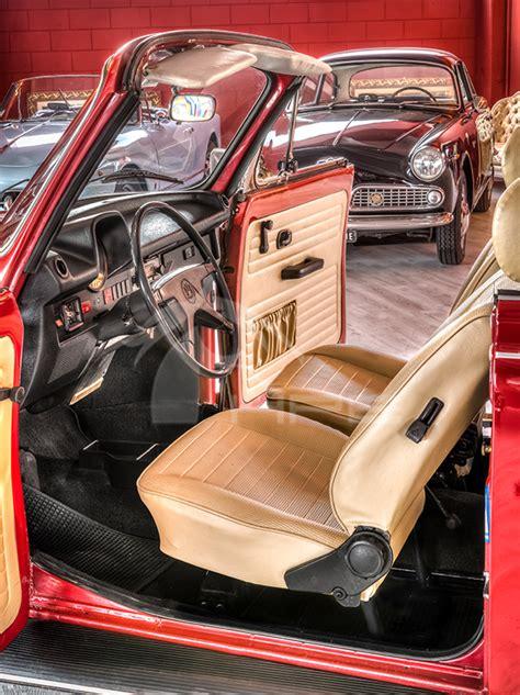interni maggiolone noleggio volkswagen maggiolone cabriolet noleggio