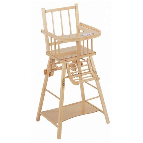 combelle chaise haute chaise haute transformable vernie combelle avis