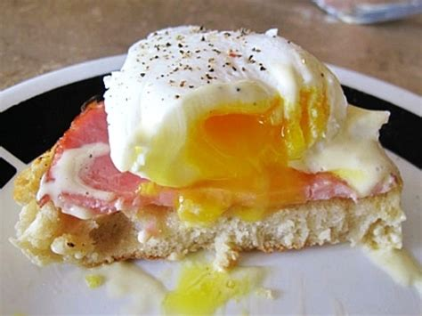 Classic Eggs Benedict Two Ways Beginner And Expert by Eggs Benedict Recipe Dishmaps