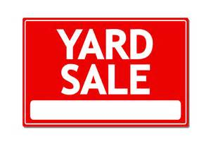Garage Sale Finder Nj Plainfield To Hold 2nd Annual Borough Wide Yard Sale
