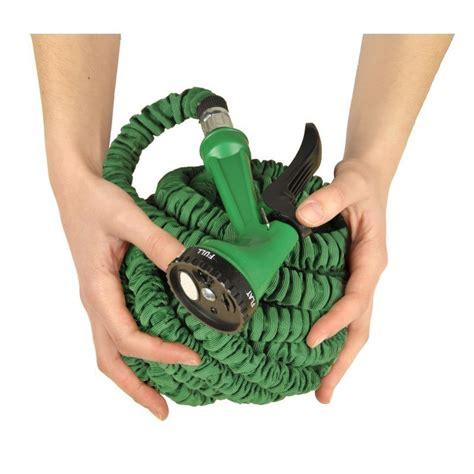 tuyau extensible  hose arrosage  avec pistolet  fontions