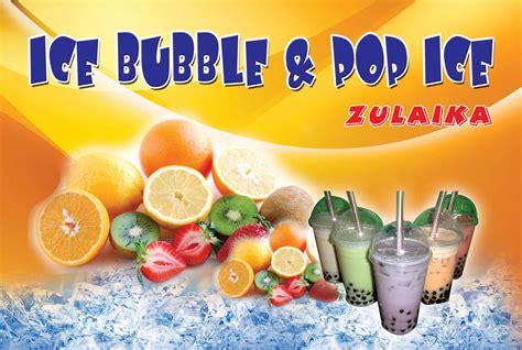 membuat ice cream pop ice ice bubble pop ice design itaco