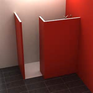walk in duschen walk in dusche befliesbar duschkabinen duschw 228 nde