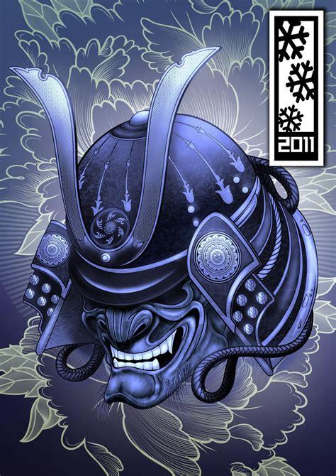 tattoo japanese samurai mask japanese samurai warrior mask samurai mask by