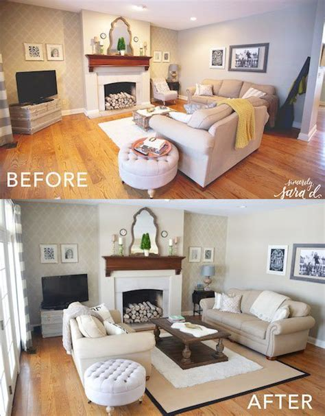 How To Rearrange Your Living Room by Living Room Update Sincerely D
