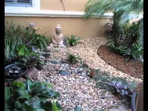 diy rock garden diy small rock garden decorating ideas