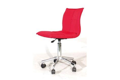 silla oficina precio silla de oficina amsterdan de color rojo al mejor precio