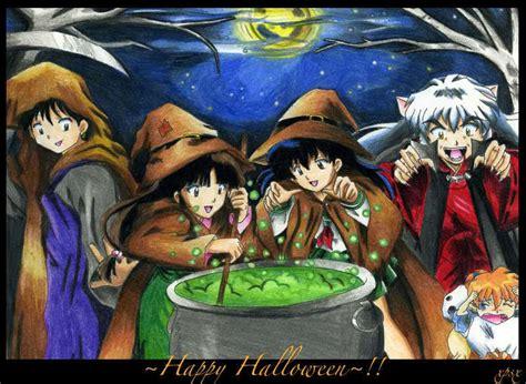 Imagenes De Halloween De Inuyasha | inuyasha halloween duncan superfan