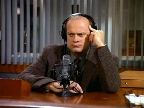 on frasier the quot on the with frasier quot and peace
