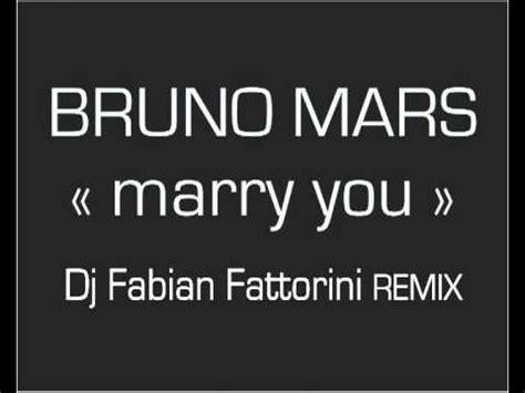 free download mp3 bruno mars marry you remix baixar fabian fattorini download fabian fattorini dl