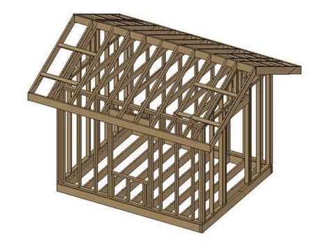 free shed designs 10 x 12 8x8 storage shed material list 10 215 12 shed designs shed plans package