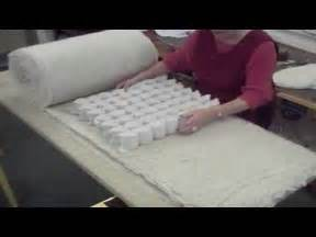 How To Make Sofa Cushion Covers by How To Make Your Own Interior Sprung Cushion Part 2 Of 2