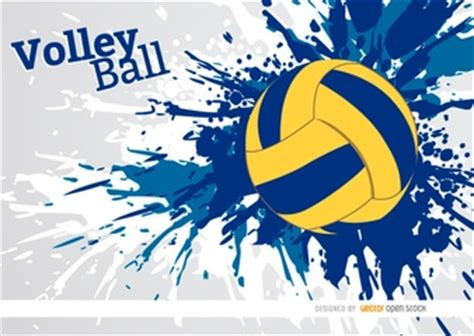 Volleyball Vectors, Photos and PSD files   Free Download