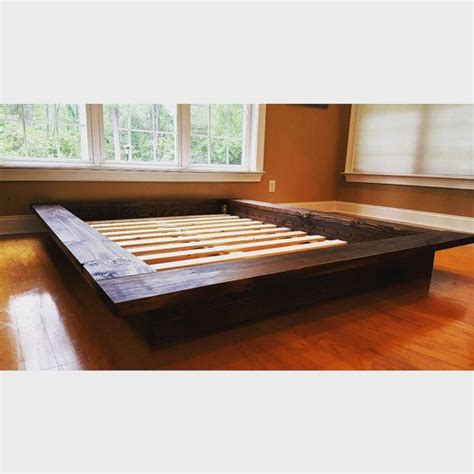 floating platform bed best 25 floating platform bed ideas on pinterest