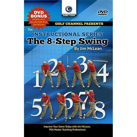 the eight step swing jim mclean the 8 step swing at intheholegolf com