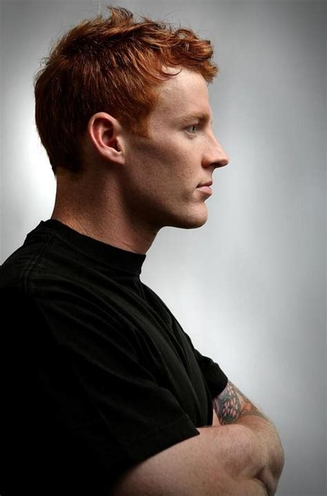 hairstyles for a redhead boy 146 best men with red hair images on pinterest