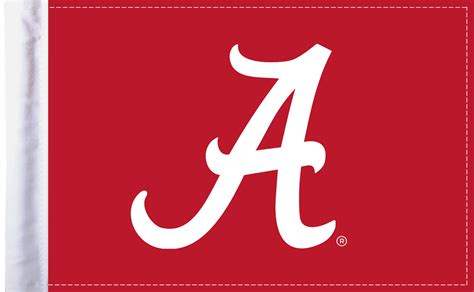 of alabama colors pro pad inc releases college motorcycle flags