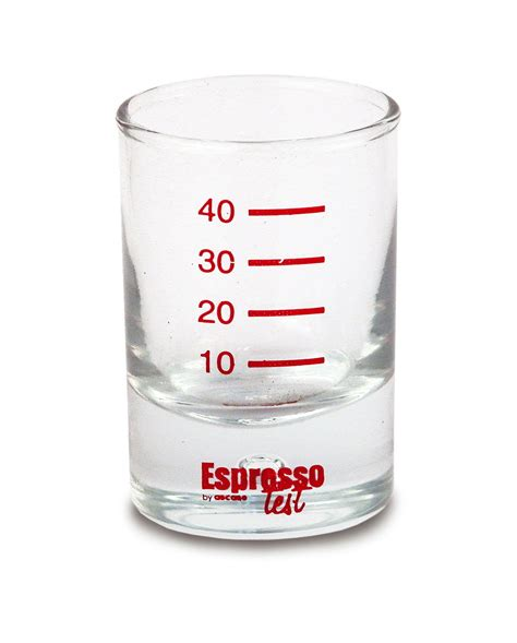 Ascaso Measuring Shot Glass
