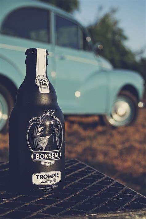 janus design label boksem bier craft beer packaging by janus badenhorst