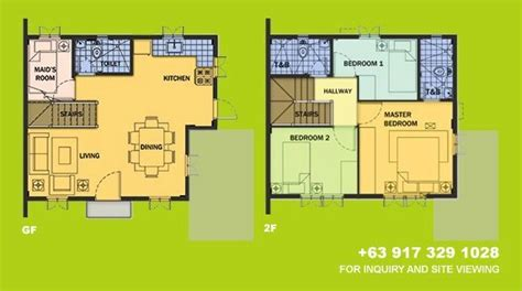 camella homes drina floor plan meze