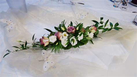 Floristik Hochzeit Tischdekoration by Hochzeitsfloristik Wei 223 Tischdekoration Alle Ideen 252 Ber